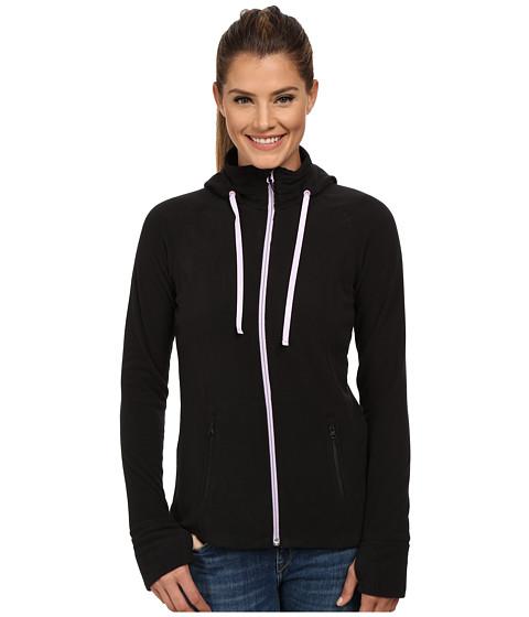 Mountain Hardwear - MicroChill Full Zip Hoodie (Black) Women's Sweatshirt