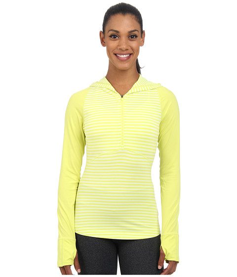 Mountain Hardwear - Butterlicious Long Sleeve Hoodie (Bolt) Women's Sweatshirt
