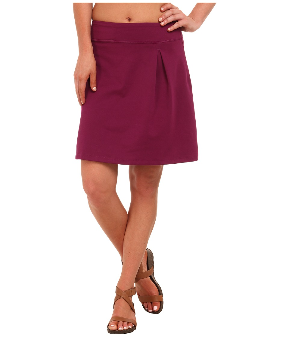 Mountain Hardwear Butterlicious Skirt (Dark Raspberry) Women