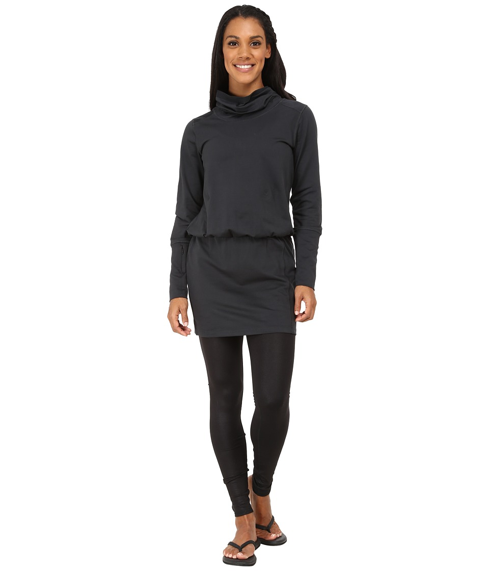 Mountain Hardwear - Butterlicious Tunic (Black) Women's Clothing