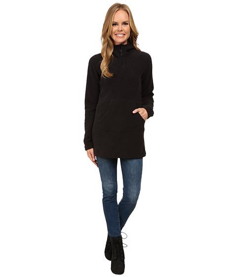 Mountain Hardwear - Diamond Quartz Tunic Hoodie (Black) Women's Sweatshirt