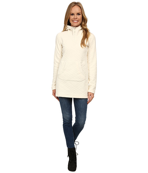 Mountain Hardwear - Diamond Quartz Tunic Hoodie (Snow) Women