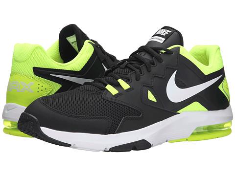 Nike - Air Max Crusher 2 (Black/Volt/White) Men