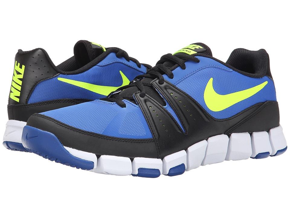Nike - Flex Show TR 3 (Game Royal/Black/White/Volt) Men