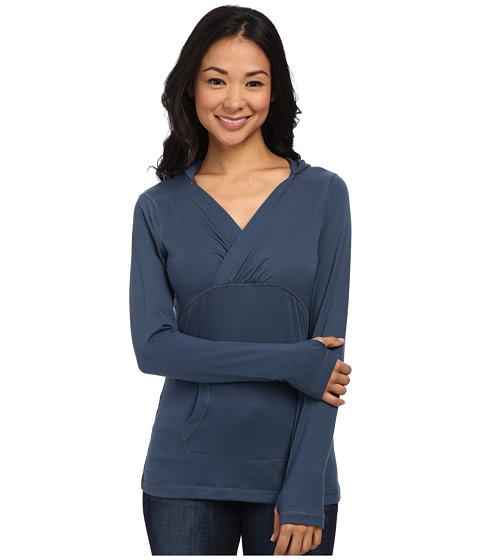 Mountain Hardwear - DrySpun Pullover Hoody (Zinc) Women's Sweatshirt