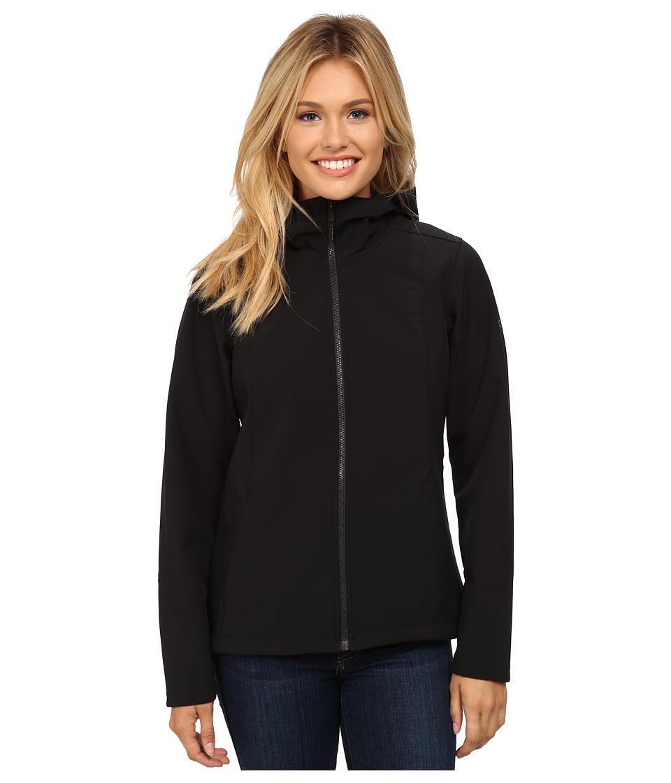 Columbia - Kruser Ridge Plush Soft Shell Jacket (Black) Women