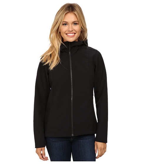 Columbia - Kruser Ridge Plush Soft Shell Jacket (Black) Women's Coat