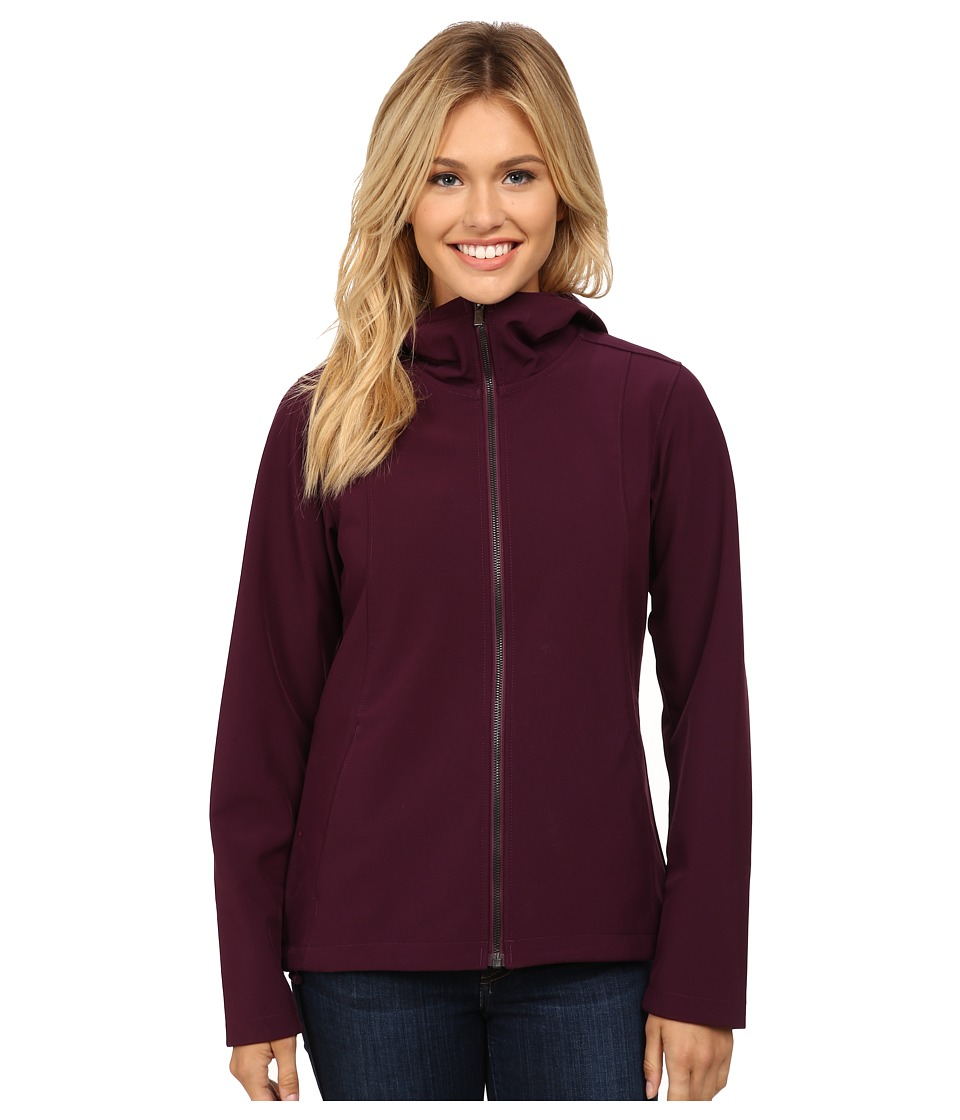 Columbia Kruser Ridge Plush Soft Shell Jacket (Purple Dahlia) Women