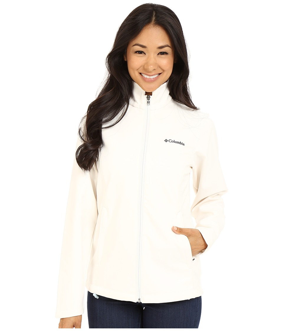 Columbia - Kruser Ridge Softshell (Sea Salt) Women's Coat