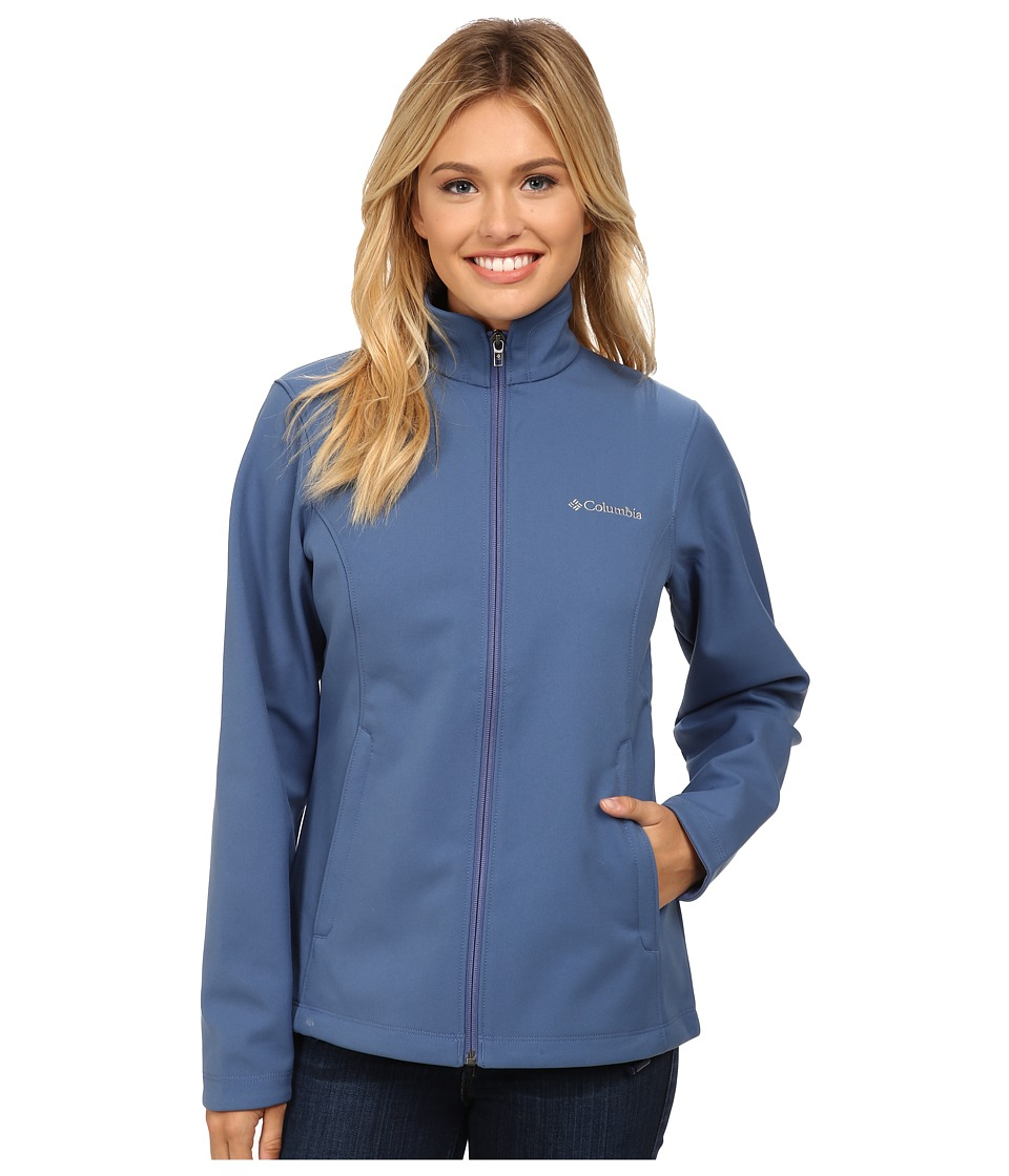 Columbia Kruser Ridge Softshell (Bluebell) Women