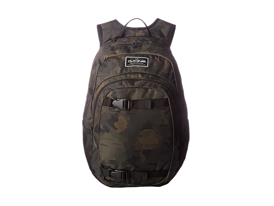 Dakine - Point Wet/Dry 29L (Marker Camo) Backpack Bags