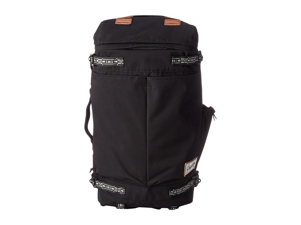 Dakine - Vagabond 38L Backpack (Black 2) Backpack Bags