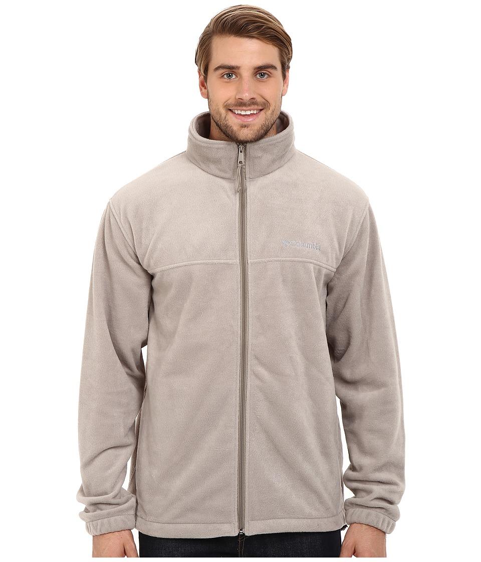 Columbia - Big Tall Steens Mountain Full Zip 2.0 Jacket (Tusk) Men's Coat