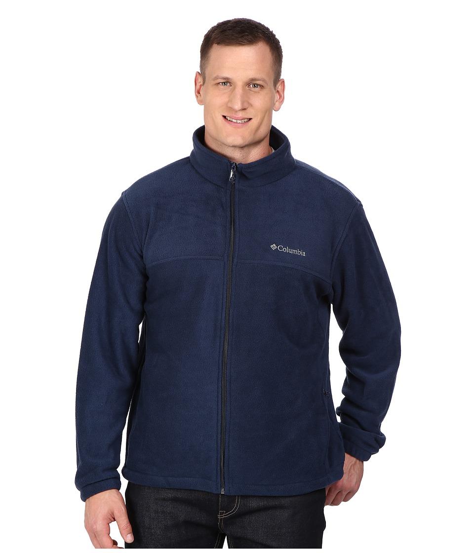 Columbia Big Tall Steens Mountaintm Full Zip 2.0 Jacket (Collegiate Navy) Men
