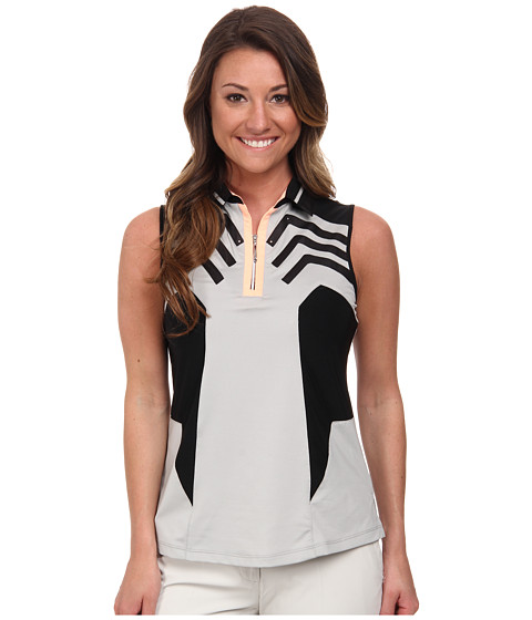 Jamie Sadock - Aztec Sleeveless Top (Sushi) Women