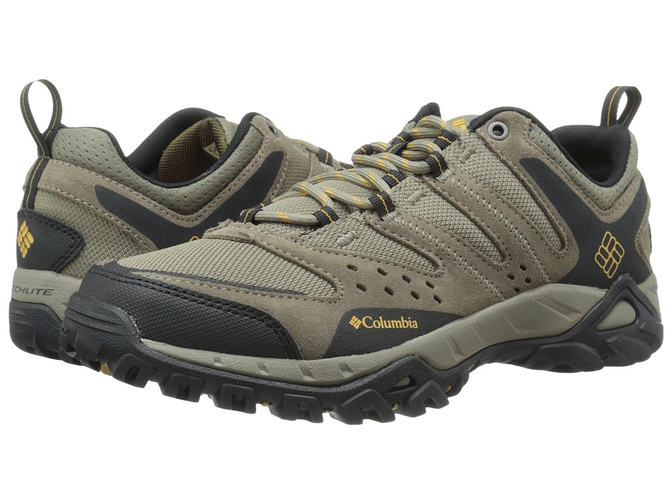 Columbia - Peakfreak XCRSN (Pebble/Squash) Men's Shoes