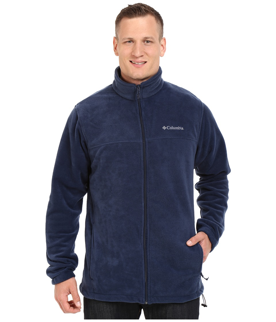Columbia - Big Tall Steens Mountain Full Zip 2.0 Jacket (Collegiate Navy) Men's Coat