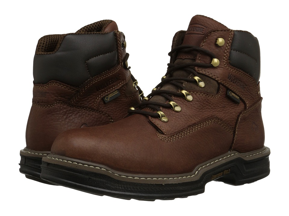 Wolverine - Raider Extreme 6 Boot (Peanut) Men's Work Boots