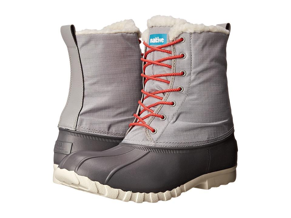 Native Shoes Jimmy Winter (Dublin Grey/Pigeon Grey/Bone White) Shoes