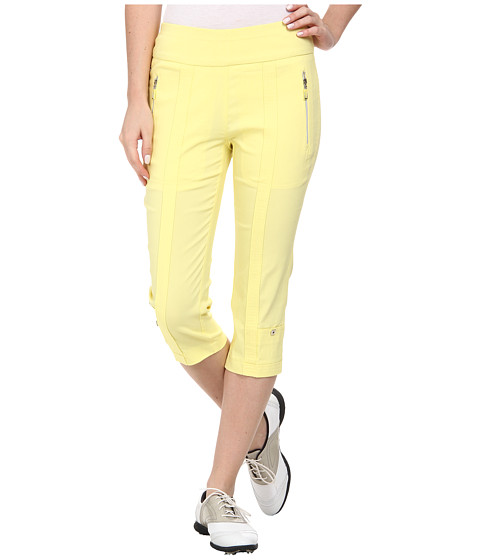 Jamie Sadock - Skinnylicious 28.5 in. Pedal Pusher (Buttercup) Women