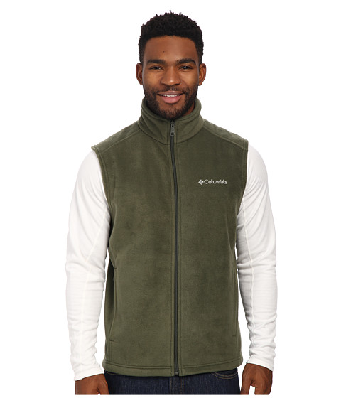 Columbia - Cathedral Peak II Vest (Surplus Green) Men's Vest