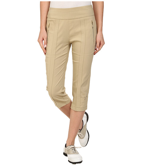 Jamie Sadock - Skinnylicious 28.5 in. Pedal Pusher (Sage) Women