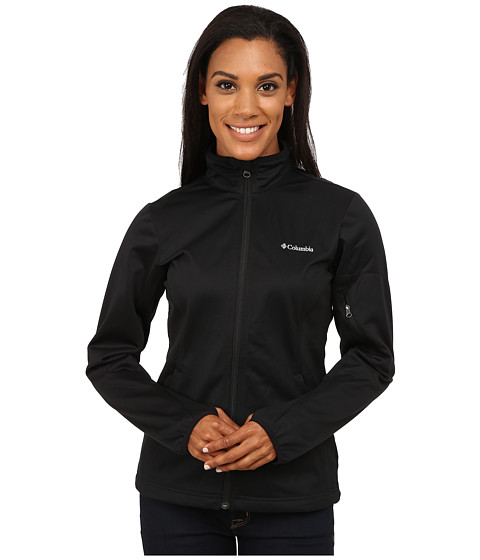 Columbia - Comin' In Hot Full Zip (Black) Women's Coat