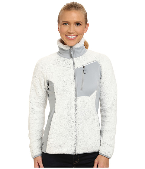 Columbia - Double Plush Sporty Full Zip (Sea Salt) Women's Coat