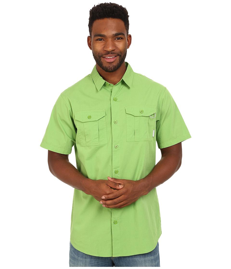 Columbia - Pine Park Short Sleeve Shirt (Spring) Men's Short Sleeve Button Up