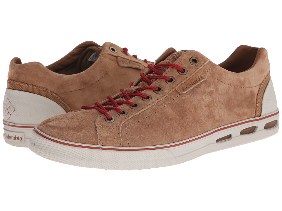Columbia - Vulc N Vent Camp 4 (Otter Brown/Gypsy) Men's Lace up casual Shoes