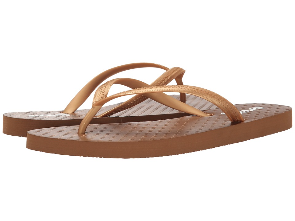 Reef - Chakras (Gold) Women's Sandals