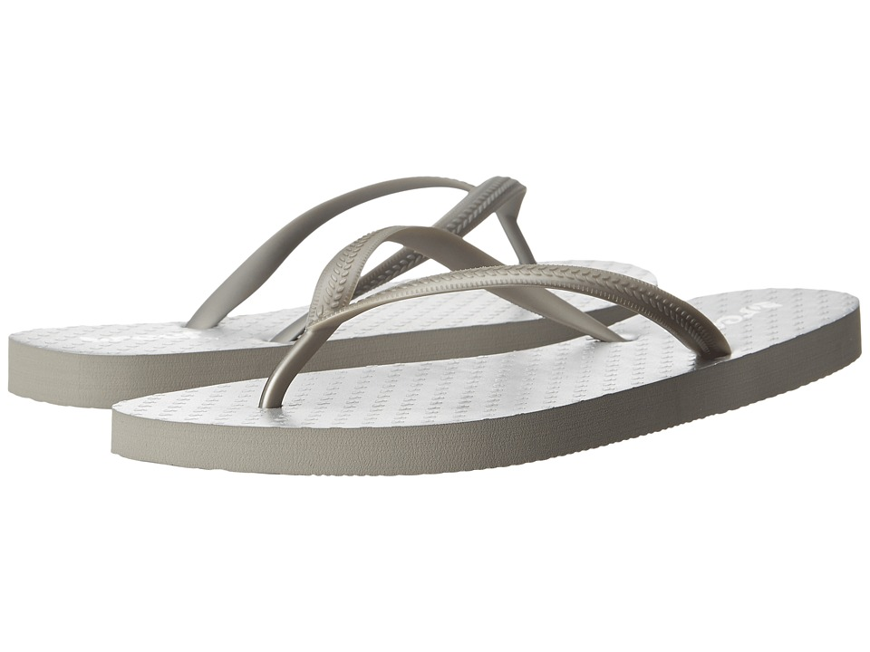 Reef - Chakras (Silver) Women's Sandals