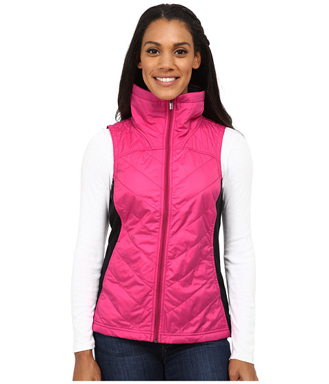 Columbia - Mix It Around Vest (Deep Blush/Black) Women's Vest