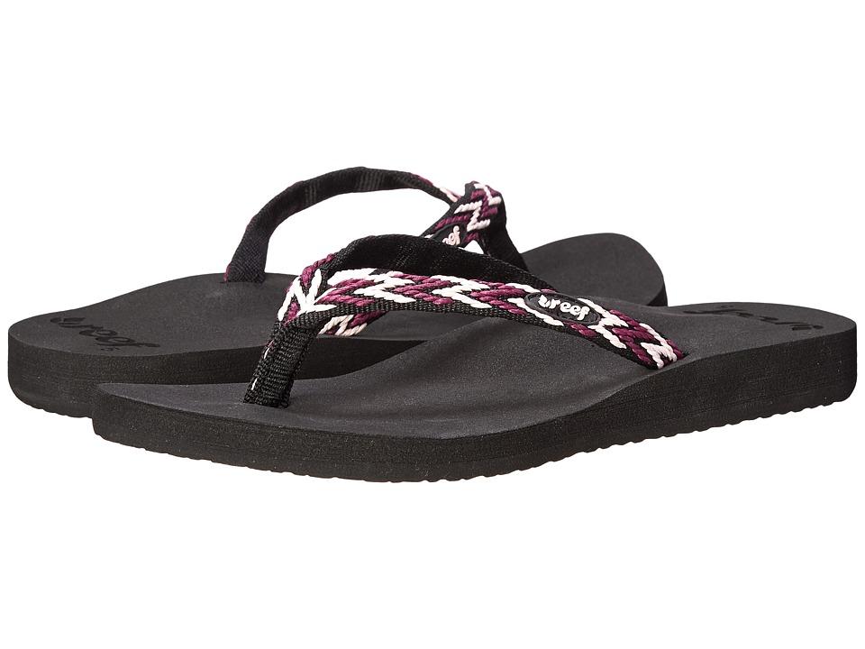 Reef - Ginger Drift (Purple/Pink) Women's Sandals