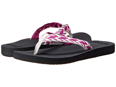 Reef - Mid Seas (Purple/Grey) Women's Sandals