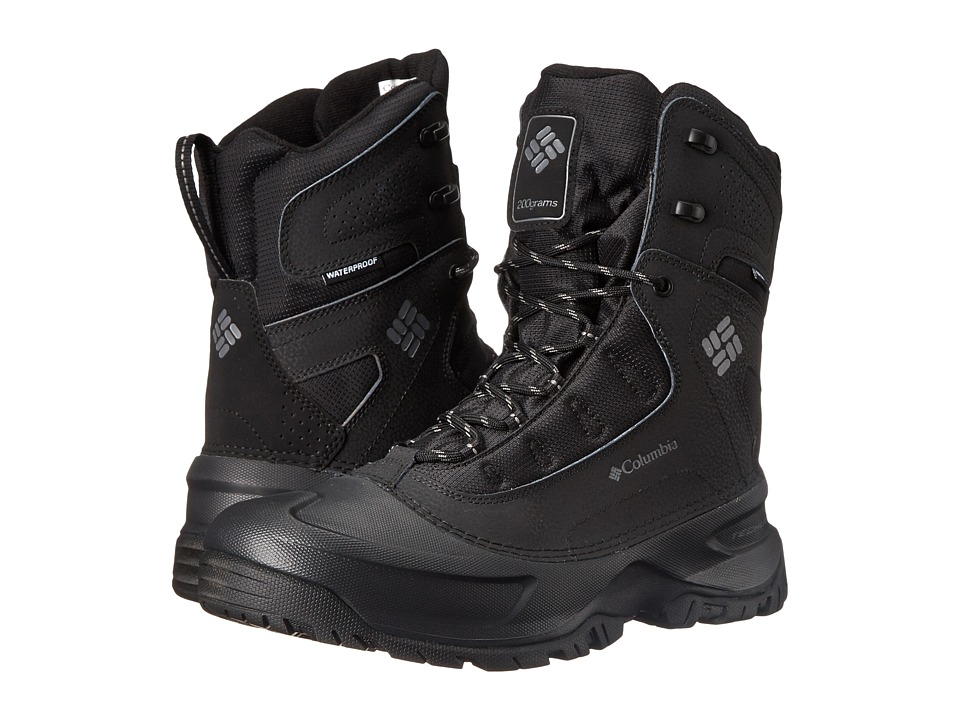 Columbia - Snowblade Plus Waterproof (Black/Charcoal) Men