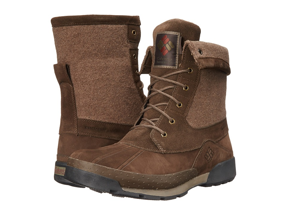Columbia - Bugaboot Original Tall Omni-Heat (Cordovan/Madder Brown) Men's Cold Weather Boots