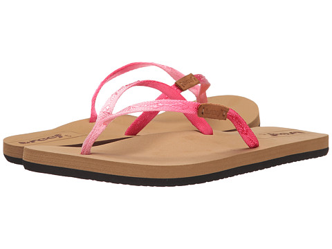 Reef - Slim Ginger Ombre (Pink Ombre) Women's Sandals