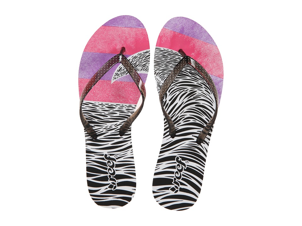 Reef Stardazed (Zebra Waves) Women