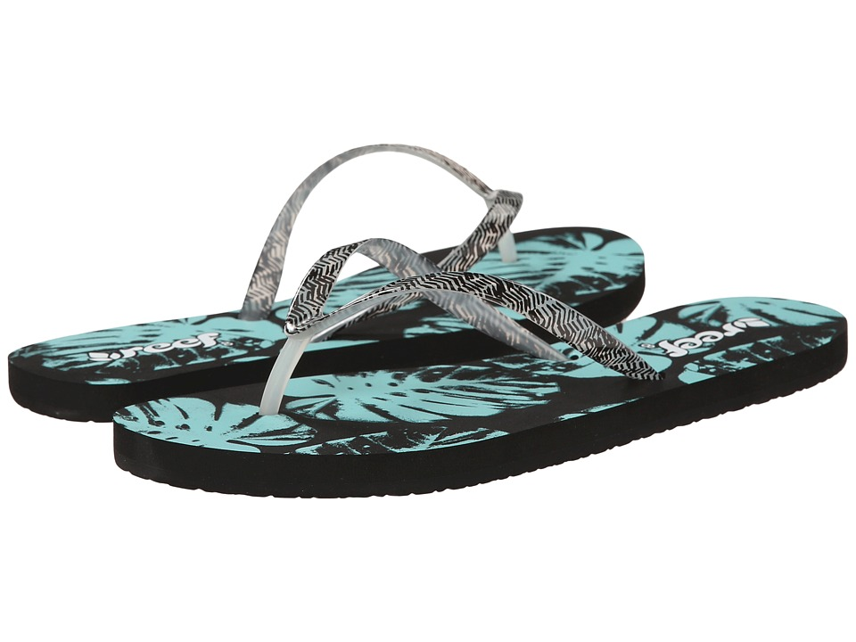 Reef Stardazed (Aqua Palms) Women