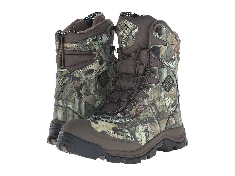 Columbia - Bugaboot Plus III Omni-Heat Camo (Mossy Oak/Black) Men