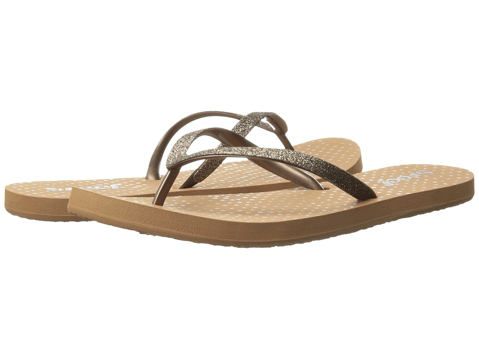 Reef - Stargazer Prints (Gold Dot) Women's Sandals