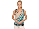 Actif Kaleidoscope Crunchie Sleeveless Tank