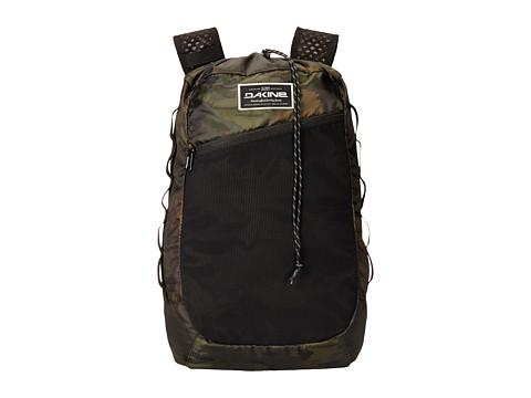 Dakine - Stowaway Rucksack 21L (Marker Camo) Backpack Bags