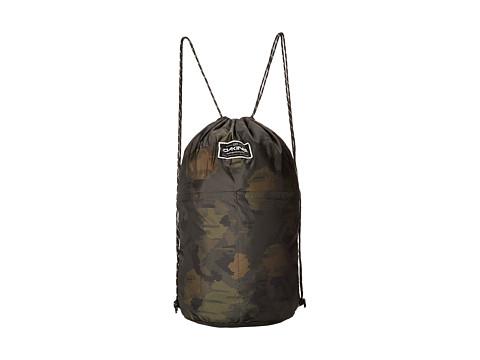 Dakine - Stashable Cinchpack 19L (Marker Camo) Bags