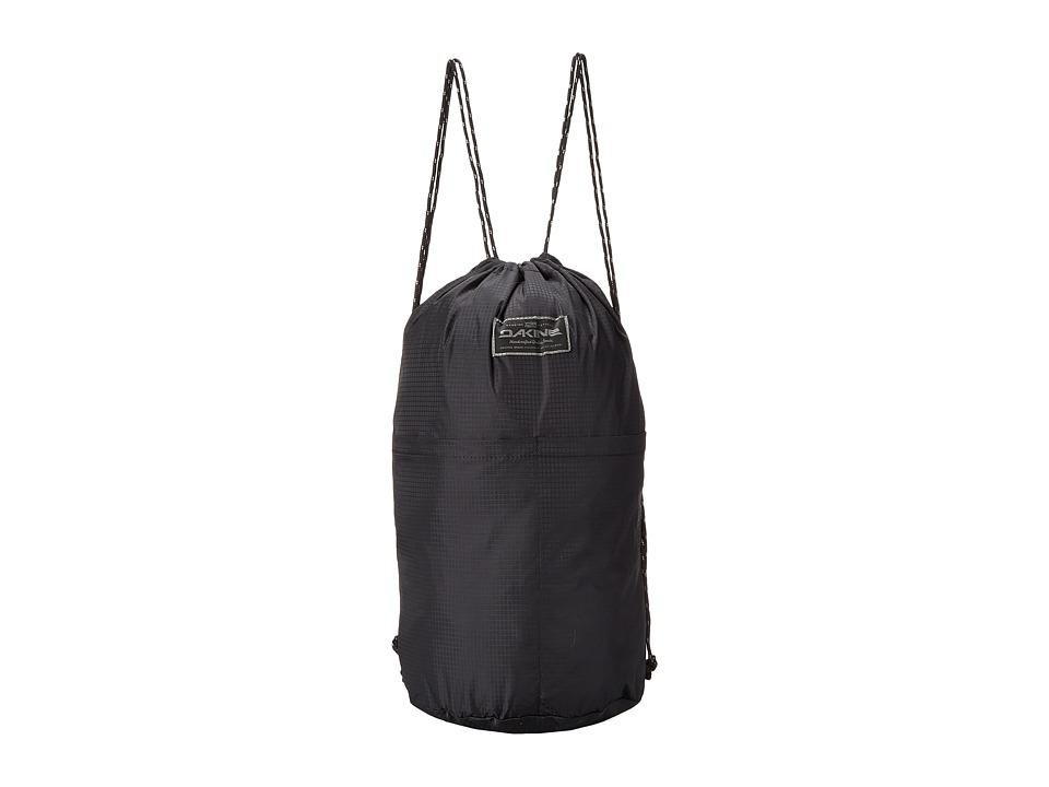 Dakine - Stashable Cinchpack 19L (Black) Bags