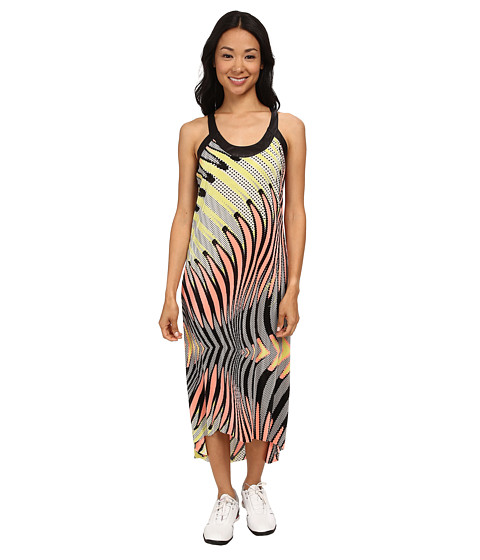 Jamie Sadock - Kaleidoscope Crunchie 43.5 in. Dress (Sushi) Women