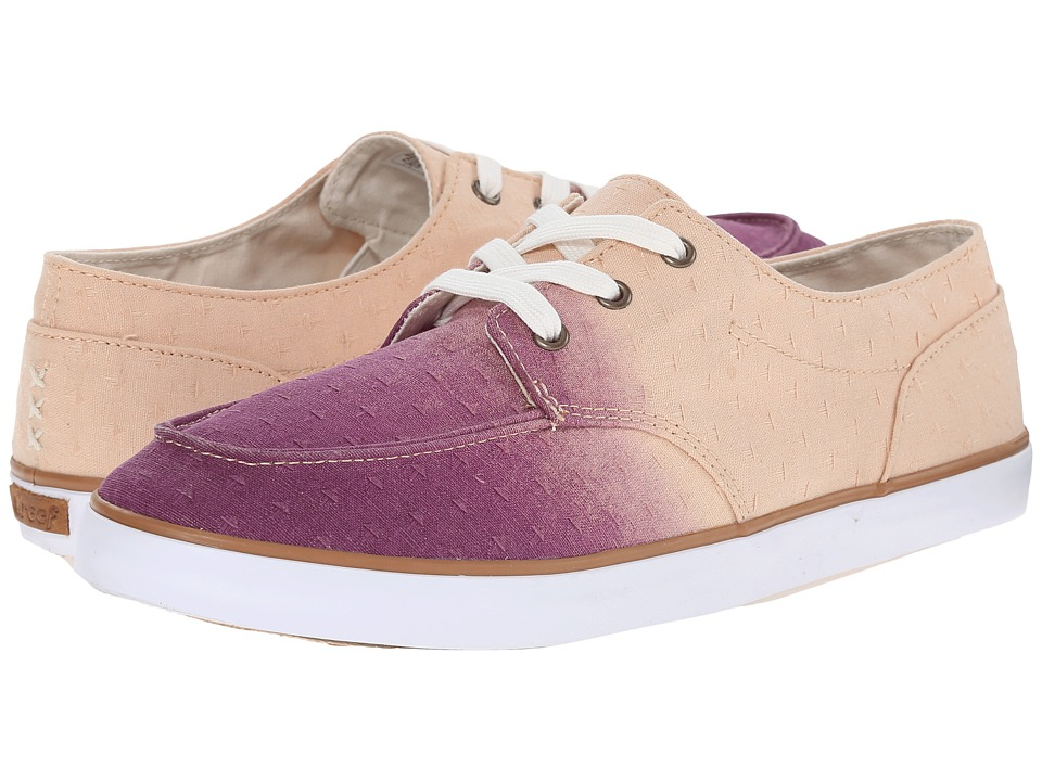 Reef  REEF - DECKHAND 3 PRINTS (GRAPE OMBRE) WOMEN'S SHOES