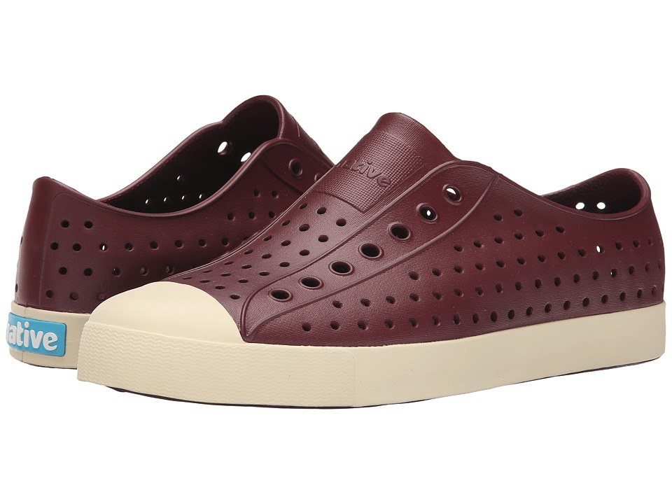 Native Shoes - Jefferson (Cavalier Red/Bone White) Shoes