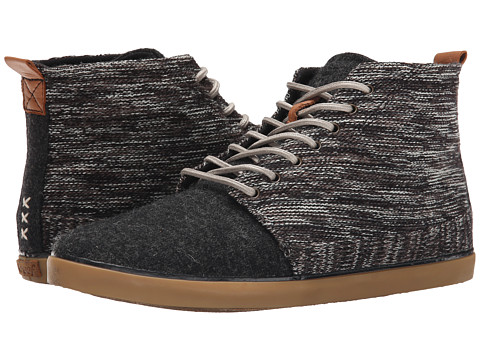 Reef - Walled Premium (Heathered Black) Women's Shoes